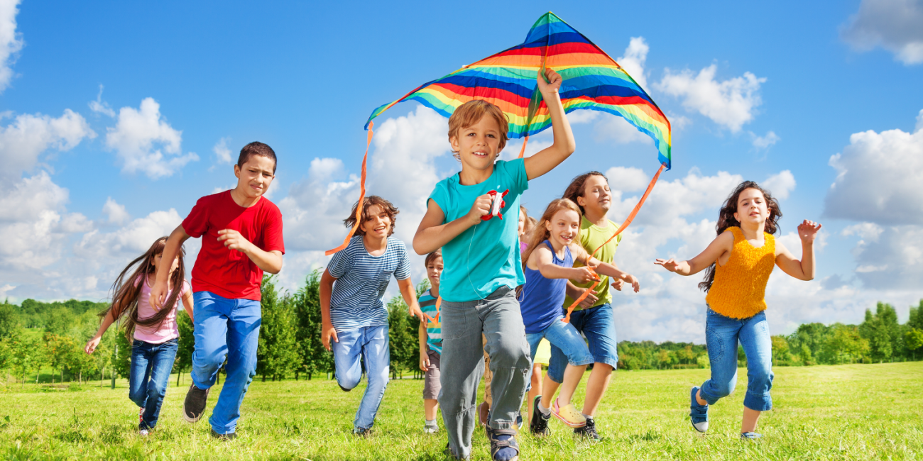Top 10 Ways to Get Kids to Be Active | Country Village ...